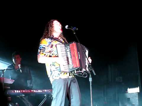 Weird Al - Polka Face medley live in Tulsa OK - Lady Gaga Justin Bieber Kesha Pink cover