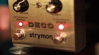 getlinkyoutube.com-Strymon Deco - Afro Review