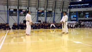"getlinkyoutube.com-Nikkei Karate ""RULES !!"" Starring Kevin Suzuki and Joey Abadilla August 2011"