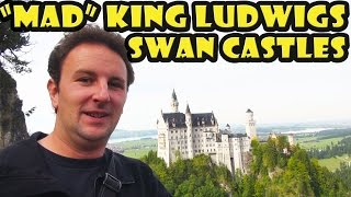 getlinkyoutube.com-Neuschwanstein Castle in Germany Travel Guide