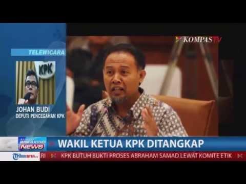 Bambang Widjojanto Ditangkap Bareskrim?