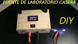 getlinkyoutube.com-Fuente de laboratorio Parte 2
