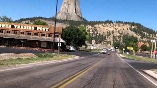 getlinkyoutube.com-Road to Devils Tower, Wyoming