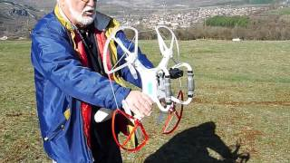 HOW TO CALIBRATE CHEERSON CX-20 ON THE FLIGHT FIELD(COURTESY BANGGOOD)