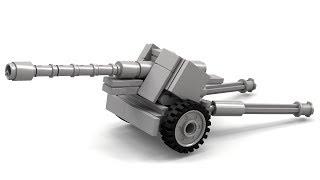 getlinkyoutube.com-Lego WWII PaK-40 Instructions