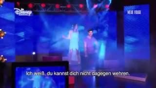 getlinkyoutube.com-Violetta 2 - Yo soy asi - Show + Diego küsst Violetta (Folge 20) Deutsch
