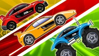 Sports Car   Racing Cars   Compilation   Cars for Kids   Videos for Children