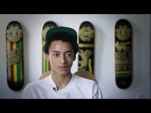 ELEMENT 'L.A. ACCIDENT' - BEHIND THE SCENES, PART 2 - 'RISE & SHINE' - THE NYJAH HUSTON VIDEO
