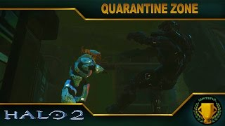Halo 2 Custom Game : Quarantine Zone