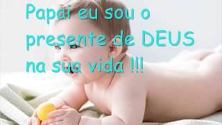 getlinkyoutube.com-Mensagem de um bebê para seu pai ( Edna&Wilton) ...