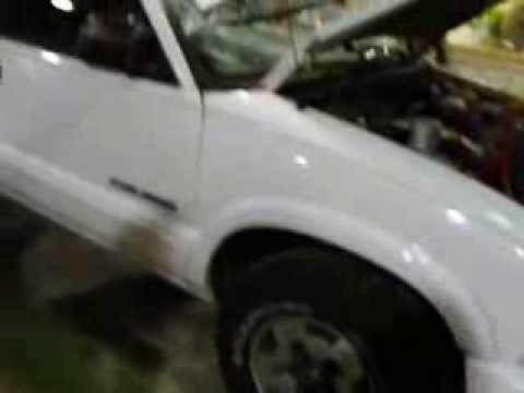 M Chevrolet Blazer 4.3 engine, Elmer's Auto Salvage