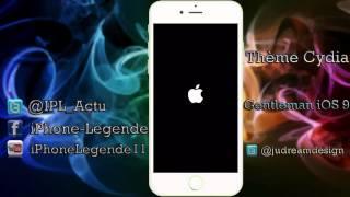 getlinkyoutube.com-Présentation du thème Cydia Gentleman iOS 9