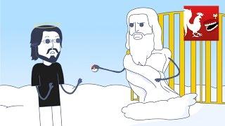 getlinkyoutube.com-Lindsay the Poke-Bully – Rooster Teeth Animated Adventure