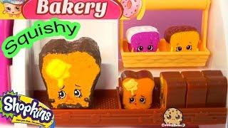 getlinkyoutube.com-DIY Shopkins Season 3 Toastie Bread SQUISHY TOY Craft Make & Do It Your Self How To Video