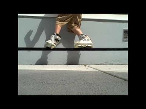 Aggressive Skating~how to soul grind
