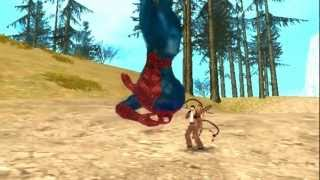 getlinkyoutube.com-GTA San Andreas Spiderman 3 Mod Trailer BEST MUST WATCH 2012