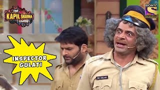 Dr. Gulati Orders Kapil To Clean The Jail - The Kapil Sharma Show