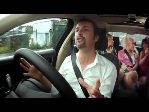 Top Gear Australia - HSV Grange VS Jag XJ Supersport