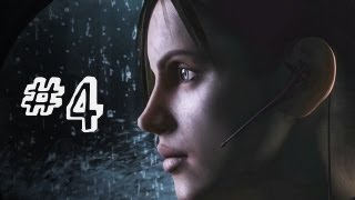Resident Evil Revelations Gameplay Walkthrough Part 4 - Ghosts of Veltro - Campaign Episode 3