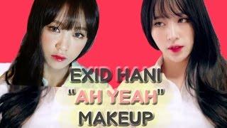 """getlinkyoutube.com-(ENG) EXID 하니 """"아예"""" 뮤비 메이크업 // EXID HANI """"AH YEAH"""" MAKEUP TUTORIAL"""