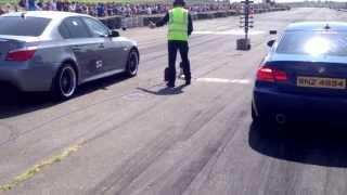 getlinkyoutube.com-BMW E60 530d chip Vs BMW 330d
