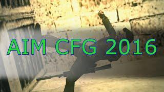 Counter Strike 1.6 | AIM CFG | (DLL+HEADSHOTS+SXEcfg) NEW 2016 !