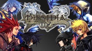 Dissidia 012 - Kingdom Hearts Mods Showcase + Noctis FFXV