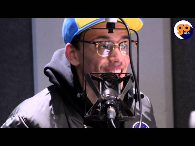 Logic talks Tree of Life, Donald Trump, Voting + more