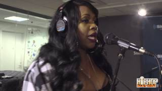 Remy Ma Does Crazy Freestyle on Hip Hop Nation