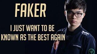 Faker - 世界大賽之前 - 精華剪輯