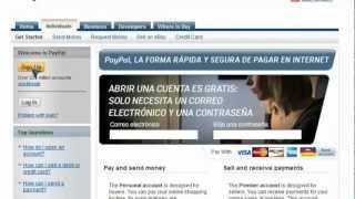 getlinkyoutube.com-طريقة التسجيل في paypal وإرسال الأموال بنكيا إلى حسابك