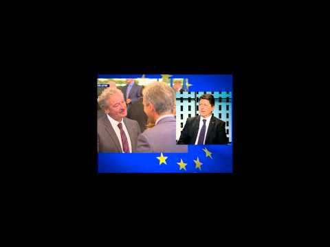 Participarea ministrului afacerilor externe Titus Corlăţean la emisiunea Orizont european, de la TVR