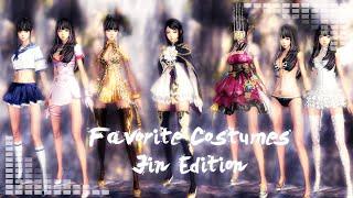 getlinkyoutube.com-Blade and Soul: Favorite Costumes (Jin Edition)