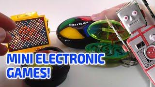 getlinkyoutube.com-MINI ELECTRONIC GAMES - Really work!