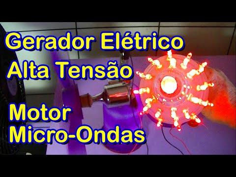 GERADORES EÓLICOS DE ALTA TENSÃO