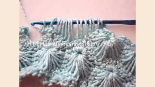 getlinkyoutube.com-Crochet| Stitches |Simplicity Patterns| غرزة كروشيه منفوخه رائعة
