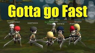 getlinkyoutube.com-Gotta go Fast - Attack on Titan with Friends Ep. 16