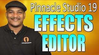 getlinkyoutube.com-Pinnacle Studio 19 Ultimate | Effects Editor Tutorial