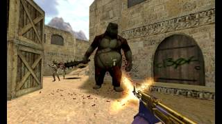 getlinkyoutube.com-counter strike 1.6 MOD: xtreme v6 zombies