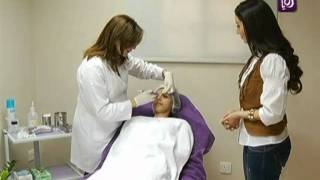 أخصائية التجميل د. فريدة طنوس تتحدث عن البوتوكس
