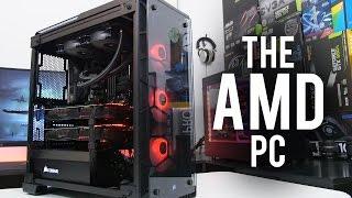 getlinkyoutube.com-The AMD Build of 2016!! November PC of the Month