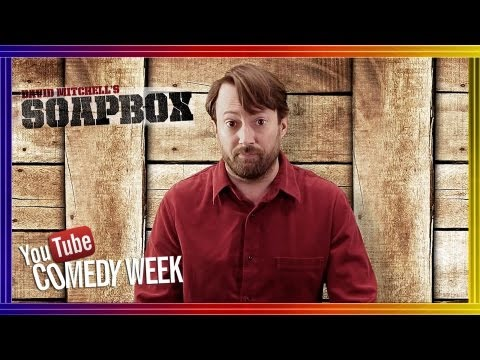 David Mitchell's Top 10 Unseen Funny Moments | Comedy Week