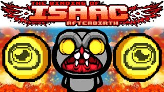 getlinkyoutube.com-The Binding of Isaac AFTERBIRTH: PENNY TEARS + MONSTRO'S LUNG + POLYPHEMUS
