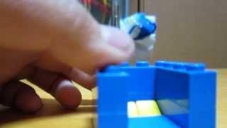 getlinkyoutube.com-レゴ自動販売機part5 作り方