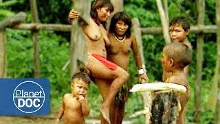 getlinkyoutube.com-Sanema Village. The Mountain of Mystery   Tribes - Planet Doc Full Documentaries