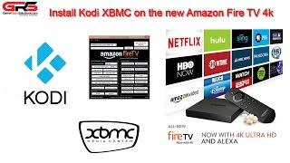 getlinkyoutube.com-How to install Kodi on Fire TV 4k Fire TV 2 XBMC