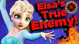 getlinkyoutube.com-Film Theory: Frozen: Elsa's TRUE Fight For The Throne!