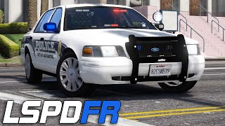 LSPDFR | E63 - Traffic Unit!