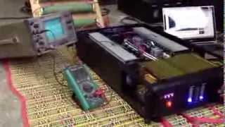 การทดสอบหากำลังงานพาเวอร์แอมป์จากค่ายX-TECH AUDIO (P.2)