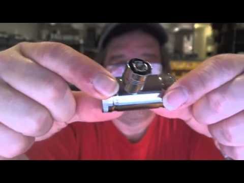 Demo of the E Pipe 18350 Mod From SMOktech   GotVapes   YouTube 360p